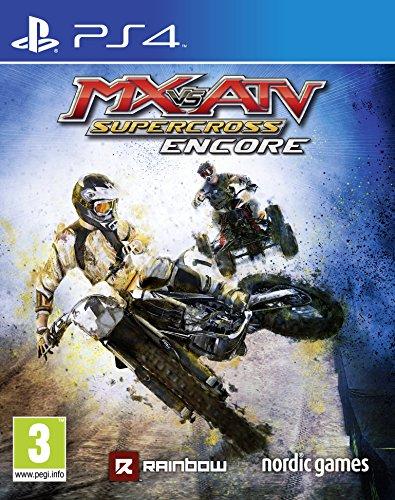 MX vs ATV: Supercross Encore Edition (Sony PS4) [Import UK]