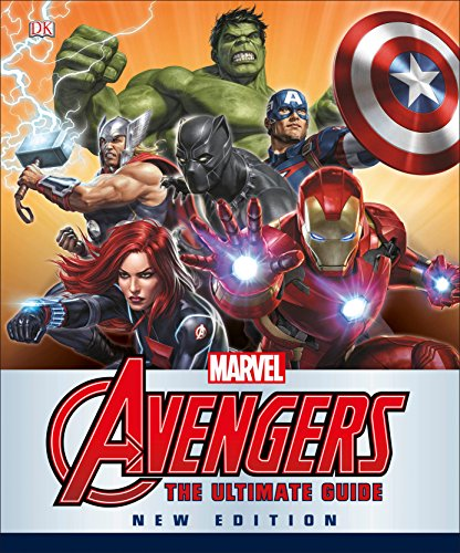 Marvel The Avengers: The Ultimate Guide, New Edition (Captain America Avengers Assemble)