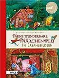 Meine wunderbare Märchenwelt in Erzählbildern: Die schönsten Märchen der Brüder Grimm - Jacob Grimm