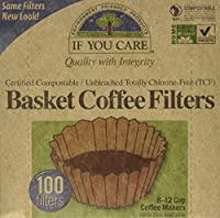 If You Care Coffee Filter Baskets ( 1x100 CT )