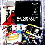 Anklicken zum Vergrößeren: Ministry - Trax! Box (Audio CD)