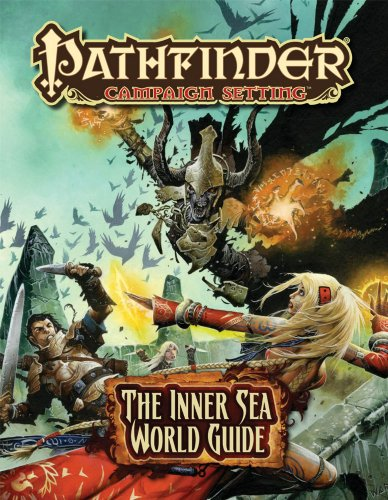 Pathfinder Campaign Setting World Guide: The Inner Sea (Revised Edition) (Game Roleplaying Pathfinder)