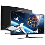 32 VIEWSONIC VX3258-2KPC-MHD QHD 2560x1440 1MS 144HZ 300 NITS 2xHDMI 2xDP FREESYNC CURVED GAMING MONITOR