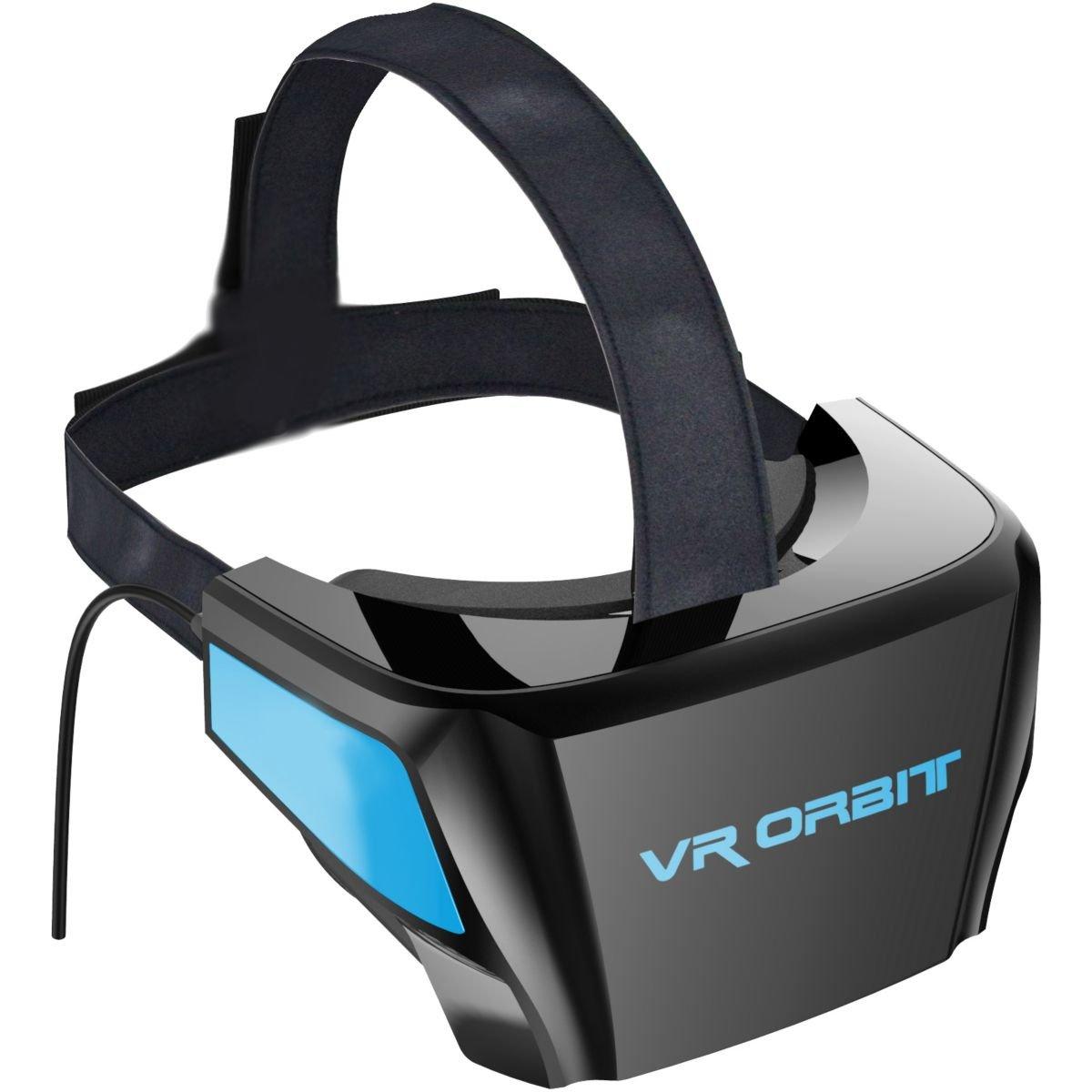 Casque Réalité Virtuelle – VR Orbit PC Headset DK2 – Casque de réalité virtuelle