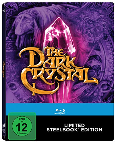 Kostüm Schöpfer - Der dunkle Kristall - Steelbook [Blu-ray]