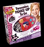World of Beauty Tweenies Make-Up To Go - Special Event Set - Top Entertaining Glamour - Fun Cosmetics Gift Present Idea For Stocking Fillers, Christmas Xmas Age 8+ Girls Girl Child Kids Children