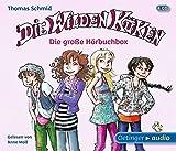 Die Wilden Küken - Die große Hörbuchbox (4 CD): Ungekürzte Lesungen, 120 min.