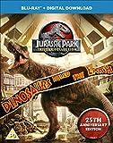 Blu-ray3 - Jurassic Park Trilogy - 2018 Resleeve (3 BLU-RAY)
