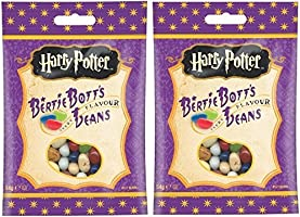 Lot de 2 paquets Jelly Belly Bean Boozled Harry Potter Bertie Bott's 54g (validé UE)