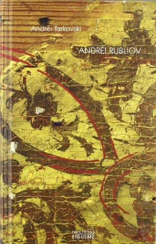 Portada del libro Andrei Rubliov (El peso de los dias)