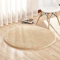 XNWP-Home tappeto pelo di agnello round rug fitness tappetini yoga