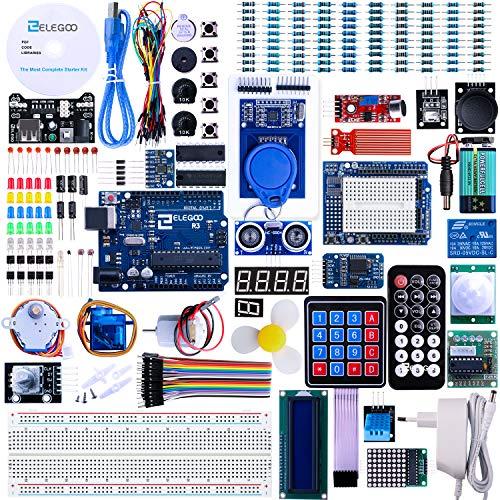 ELEGOO Conjunto Avanzado Iniciación Compatible Arduino