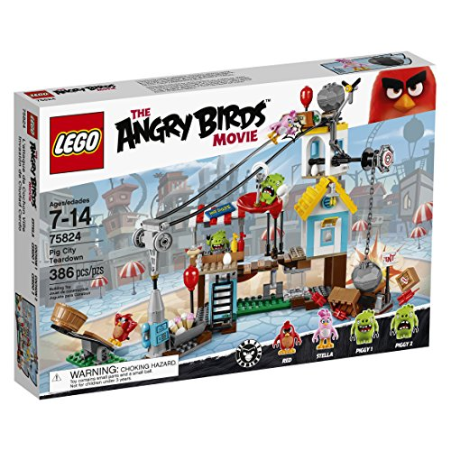 24 Pig City Teardown by LEGO ()