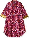 Rangriti Women's Cotton Purple Straight ...