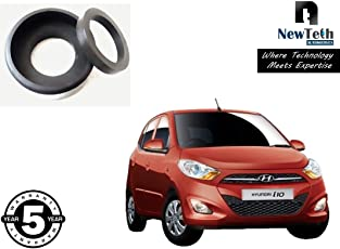 Ground Clearance Kit for Hyundai i10 (Fits :: Above Rear Coil Springs) Set of 2 Pcs Full Kit, Front not Required, Improved Handling and Excellent Stability. For more info Call/Whatsapp Us @ 7698032624
