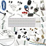 Electronics Project spares with breadboa...