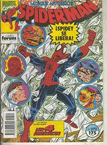 Spiderman volumen 1 numero 272