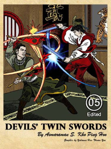 Devils' Twin Swords Book 5 - Edited (English Edition)