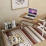 XIA Dorm Zimmer Computer Schreibtisch Notebook Bett Tabelle faul Tisch Schreibtisch Schlafzimmer Studie Tabelle kleine Tabelle (Farbe : B)