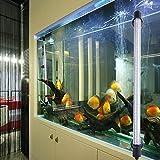 New 2016 Brand New Fishfun LED Aquarium Lights for Fish Tank safe and energy-saving 40CM White Hot Selling