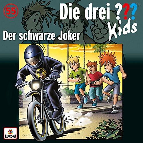 Die drei ??? kids (53) Der schwarze Joker - Europa 2017
