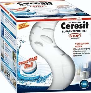 Ceresit 1550233 - Deumidificatore 300 g, colore: Bianco