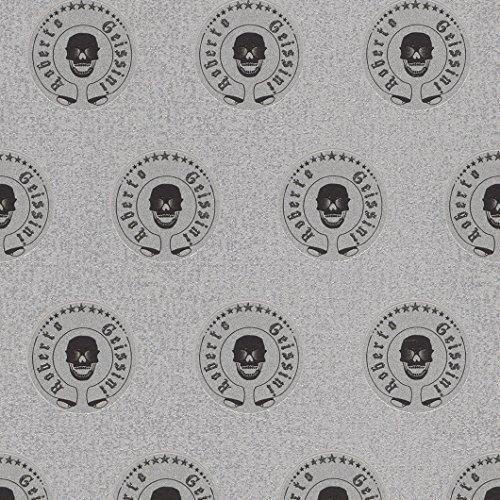 roberto-geissini-argento-teschi-da-parati-492477-rasch-con-logo-design-pasta-la-parete-in-vinile