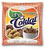 Intra Jahe Coklat - tè allo zenzero istantaneo con cioccolato, 21,5 Gram (10 Bustine)