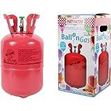 Trend-world Bouteille d'hélium Pur pour Air Swimmers, pour gonfler Environ 30 Ballons en Latex de 20 cm Helium pour Mariage f