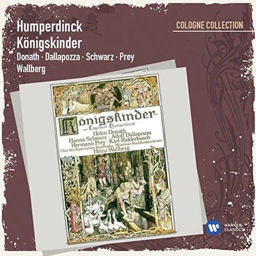 Königskinder · Oper In 3 Akten (1989 Digital Remaster), Dritter Akt: Meine Grauen Täublein! Seid In Der Nähe? (Spielmann - Holzhacker - Besenbinder - Töchterchen Des Besenbinders - Kinder)