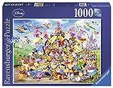 Ravensburger Disney Karneval Multicha - 1000 Stück Jigsaw