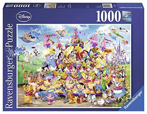 Disney Carnaval, puzzle de 1000 piezas (Ravensburger 19383 7)