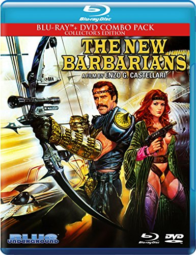 Bild von The New Barbarians [Blu-ray]
