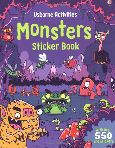 monsters-sticker-book-usborne-sticker-books