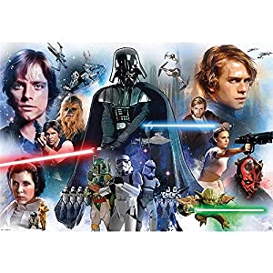 ABYstyle Star Wars 98 x 68cm póster - Cartel (Star Wars, Multicolor, Papel, Rectángulo, 98 x 68 cm)