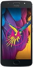 Motorola Moto G5S Smartphone (13,2 cm (5,2 Zoll), 3 GB RAM, 32 GB, Android) Mondgrau