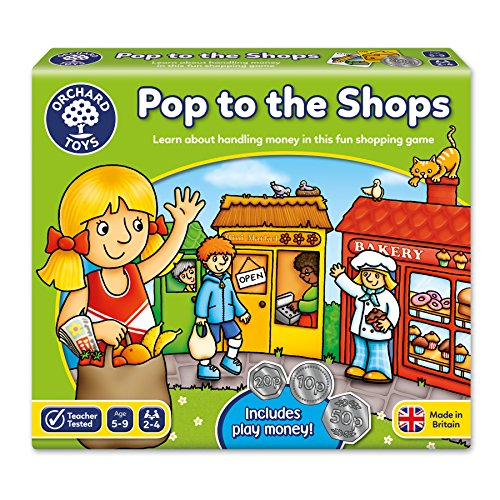 Orchard Toys Pop to the Shops Game