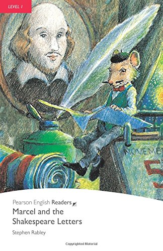 Level 1: Marcel and the Shakespeare Letters CD for Pack (Pearson English Graded Readers)