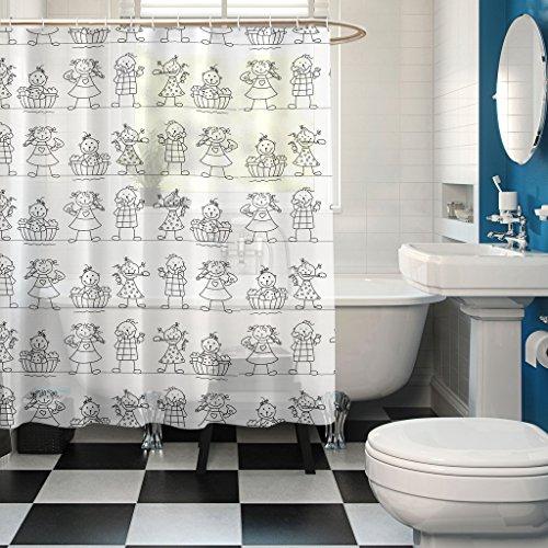 Cortina Shower Curtain