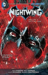 Nightwing Vol. 5: Setting Son (The New 52) by Kyle Higgins (2014-12-16)