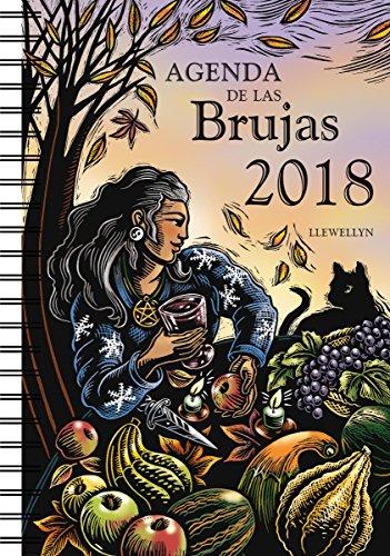 2018 Agenda de las Brujas por LLEWELLYN