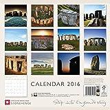 Image de English Heritage Stonehenge wall calendar 2016 (Art calendar)