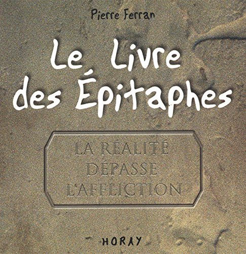 Epitaphes [Pdf/ePub] eBook