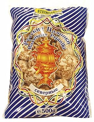 """Steinhauer Russisches Feingebäck """"Prjaniki Severnye"""", 12er Pack (12 x 500 g)"""
