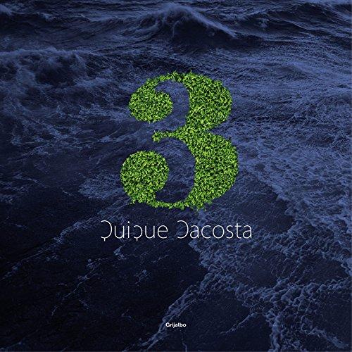 3. Quique Dacosta: (Edición bilingüe Castellano-Inglés)