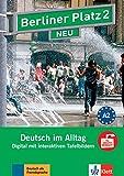 Berliner Platz 2 NEU: Deutsch im Alltag. Digital mit interaktiven Tafelbildern auf CD-ROM (Berliner Platz NEU)