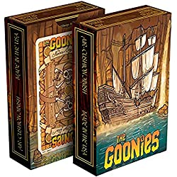 The Goonies Playing Cards by Albino Dragon