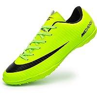 Topoption Scarpe da Calcio Professionale Sportivo all'aperto Scarpe da Allenamento per Calzature da Calcio Teenager