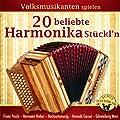 Volksmusikanten spielen 20 beliebte Harmonika Stückln; Instrumental; Echte Volksmusik; Franz Posch; Hermann Huber; Hochzeitsmusig; Heinold Gasser; Schwaiberg Musi; Franz Egger; Christoph Blatzer; Fritz Pail; Tölzer Schützenmarsch; Munti Polka;