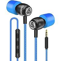 LUDOS Clamor Kopfhörer In Ear - Wired Ohrhörer mit Mikrofon und Bass, Premium-Audioqualität,…